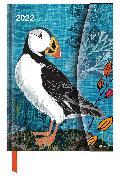 Cover-Bild zu Birds 2022 - Diary - Buchkalender - Taschenkalender - 16x22