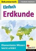 Cover-Bild zu Einfach Erdkunde (eBook) von Heitmann, Friedhelm
