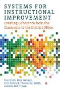 Cover-Bild zu Systems for Instructional Improvement (eBook) von Cobb, Paul