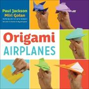 Cover-Bild zu Origami Airplanes (eBook) von Jackson, Paul