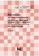 Cover-Bild zu Berufskollegentwicklungsplanung (eBook) von Fischer, Frederik