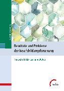 Cover-Bild zu Resultate und Probleme der Berufsbildungsforschung (eBook) von Beck, Klaus (Hrsg.)