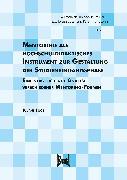 Cover-Bild zu Mentoring als hochschuldidaktisches Instrument zur Gestaltung der Studieneingangsphase (eBook) von Fuge, Juliane
