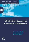 Cover-Bild zu Betriebliches Lernen und Karriere im Unternehmen (eBook) von Reinfuss, Saskia-Nicole