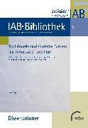 Cover-Bild zu Traditionelle und moderne Formen der Arbeitszeitflexibilität (eBook) von Zapf, Ines