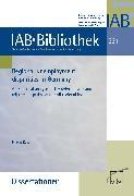 Cover-Bild zu Regional unemployment disparities in Germany (eBook) von Kunz, Marcus