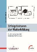 Cover-Bild zu Erfolgsfaktoren der Weiterbildung (eBook) von Remdisch, Sabine