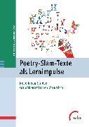 Cover-Bild zu Poetry-Slam-Texte als Lernimpulse (eBook) von Fischer, Andreas (Hrsg.)