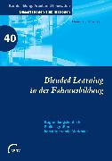 Cover-Bild zu Blended Learning in der Fahrausbildung (eBook) von Oberhauser, Clemens