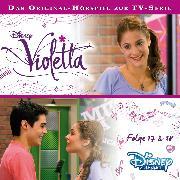 Cover-Bild zu Violetta - Folge 17 + 18 (Audio Download) von Wiegand, Katrin