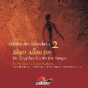 Cover-Bild zu Meister des Schreckens, Folge 2: Der Doppelmord in der Rue Morgue (Audio Download) von Poe, Edgar Allan
