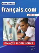 Cover-Bild zu français.com - débutant (Nouvelle Édition). Livre de l'élève + DVD-ROM