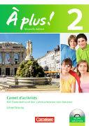 Cover-Bild zu À Plus! 2. Nouvelle édition. Carnet d'activités. Lehrerfassung von Jorissen, Catherine