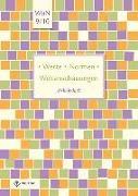 Cover-Bild zu Werte/ Normen/ Weltanschauungen von Pfeiffer, Silke