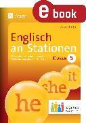 Cover-Bild zu Englisch an Stationen 5 Inklusion (eBook) von Hertje, Victoria