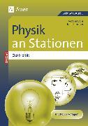 Cover-Bild zu Physik an Stationen Spezial Elektrizität von Behr, Verena