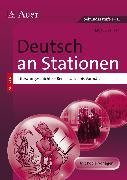 Cover-Bild zu Deutsch an Stationen spezial Literaturgeschichte 1 von Wilken, Tanja A.
