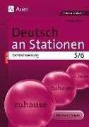Cover-Bild zu Deutsch an Stationen spezial Rechtschreibung 5-6 von Röser, Winfried