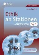 Cover-Bild zu Ethik an Stationen 5-6 von Worm, Heinz-Lothar