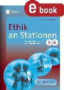 Cover-Bild zu Ethik an Stationen 5-6 (eBook) von Worm, Heinz-Lothar