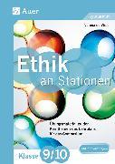 Cover-Bild zu Ethik an Stationen 9-10 Gymnasium von Visser, Verena de