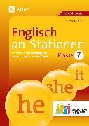 Cover-Bild zu Englisch an Stationen 7 Inklusion von Hertje, Victoria