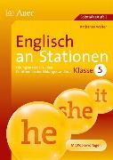 Cover-Bild zu Englisch an Stationen. Klasse 5 von Walter, Katharina