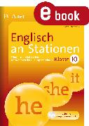Cover-Bild zu Englisch an Stationen Klasse 10 (eBook) von Oldham, Pete