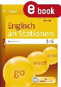 Cover-Bild zu Englisch an Stationen SPEZIAL Grammatik 5-6 (eBook) von Kleinschroth, Robert