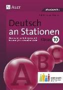 Cover-Bild zu Deutsch an Stationen 10 Inklusion von Kurzius-Beuster, Babett