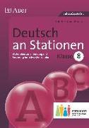 Cover-Bild zu Deutsch an Stationen 8 Inklusion von Kurzius-Beuster, Babett