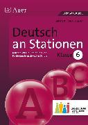 Cover-Bild zu Deutsch an Stationen 6 Inklusion von Kurzius-Beuster, Babett