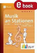Cover-Bild zu Musik an Stationen Inklusion 1-2 (eBook) von Kurzius-Beuster, Babett