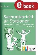 Cover-Bild zu Sachunterricht an Stationen 3 Inklusion (eBook) von Kurzius-Beuster, Babett