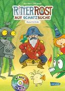 Cover-Bild zu Ritter Rost 15: Ritter Rost auf Schatzsuche von Hilbert, Jörg