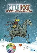 Cover-Bild zu Ritter Rost 7: Ritter Rost feiert Weihnachten von Hilbert, Jörg