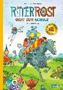 Cover-Bild zu Ritter Rost 8: Ritter Rost geht zur Schule (limitierte Sonderausgabe) von Hilbert, Jörg