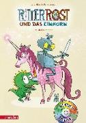 Cover-Bild zu Ritter Rost und das Einhorn von Janosa, Felix