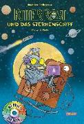 Cover-Bild zu Ritter Rost 16: Ritter Rost und das Sternenschiff von Hilbert, Jörg