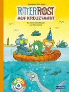 Cover-Bild zu Ritter Rost: Ritter Rost auf Kreuzfahrt von Hilbert, Jörg