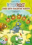 Cover-Bild zu Ritter Rost: Ritter Rost und der goldene Käfer von Hilbert, Jörg