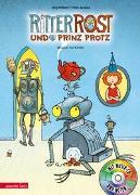 Cover-Bild zu Ritter Rost 4: Ritter Rost und Prinz Protz von Hilbert, Jörg