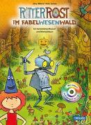 Cover-Bild zu Ritter Rost: Ritter Rost im Fabelwesenwald von Hilbert, Jörg