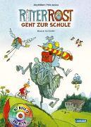 Cover-Bild zu Ritter Rost 8: Ritter Rost geht zur Schule von Hilbert, Jörg