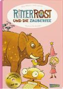 Cover-Bild zu Ritter Rost: Ritter Rost und die Zauberfee von Hilbert, Jörg