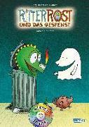 Cover-Bild zu Ritter Rost 2: Ritter Rost und das Gespenst von Hilbert, Jörg
