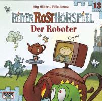 Cover-Bild zu Ritter Rost 13. Der Roboter