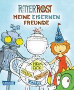 Cover-Bild zu Ritter Rost: Ritter Rost Freundebuch: Meine eisernen Freunde von Janosa, Felix