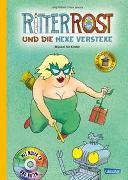 Cover-Bild zu Ritter Rost: Ritter Rost und die Hexe Verstexe von Hilbert, Jörg