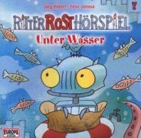 Cover-Bild zu Unter Wasser von Hilbert, Jörg